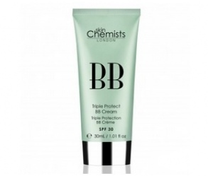 Skinchemists - Triple Protect BB Cream with SPF 30 light