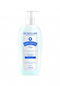 Illustration Eau Micellaire Baby 750ml