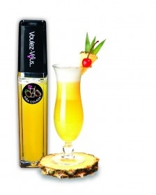 Voulez-vous - Gloss lumineux chaud froid gout Pina Colada