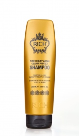 Rich Hair Care - Shampoing Argan Protect Color 250ml