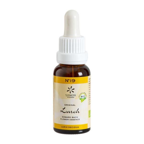 Lemon Pharma France - Elixir N°19 Larch