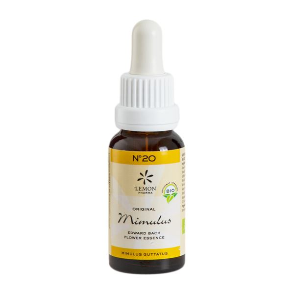 Lemon Pharma France - Elixir N°20 Mimulus
