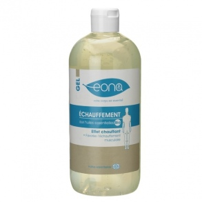 Illustration EONA - Gel Echauffement - Flacon de 500ml