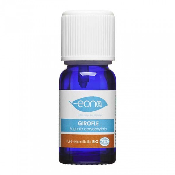Illustration EONA - Huile essentielle de Girofle Bio - Flacon de 10ml