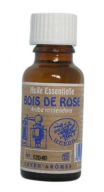 Illustration H.E - Bois de rose - Aniba rosaeodora - 20 ml