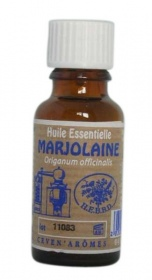 Illustration H.E - Marjolaine - Origanum majorana - 20 ml