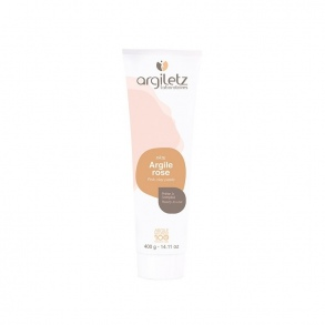 Illustration TUBE D'ARGILE ROSE EN 150 ET 400 GR