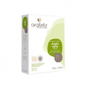 Illustration ARGILE VERTE SURFINE EN 300 GR