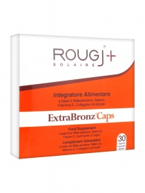 Illustration Rougj ExtraBronz Caps
