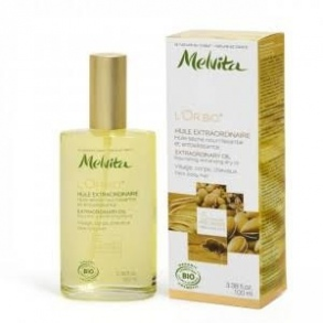 DESTOCKAGE : MELVITA L OR BIO HUILE EXTRAORD SPRAY 100ML