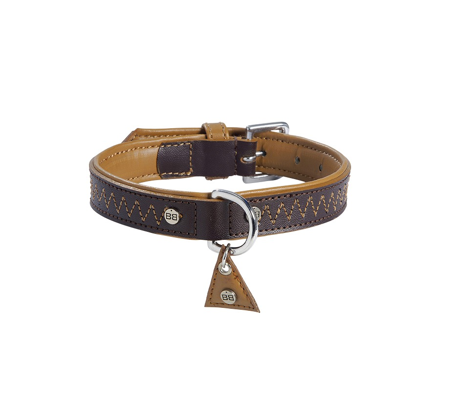 Illustration COLLIER BAHIA 45 CAMEL