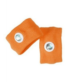 Pharmavoyage - Bracelet nausées orange small