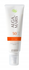 Illustration Promo - Crème Visage 30 + Spray SPF30