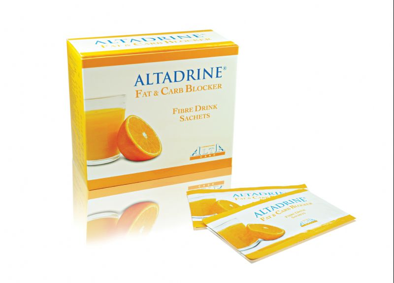 Alta Care Laboratoires - ALTADRINE®  Fat And Carb Blocker