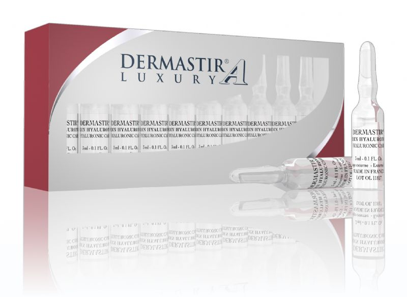 Alta Care Laboratoires - DERMASTIR® Ampoules Acide Hyaluronique