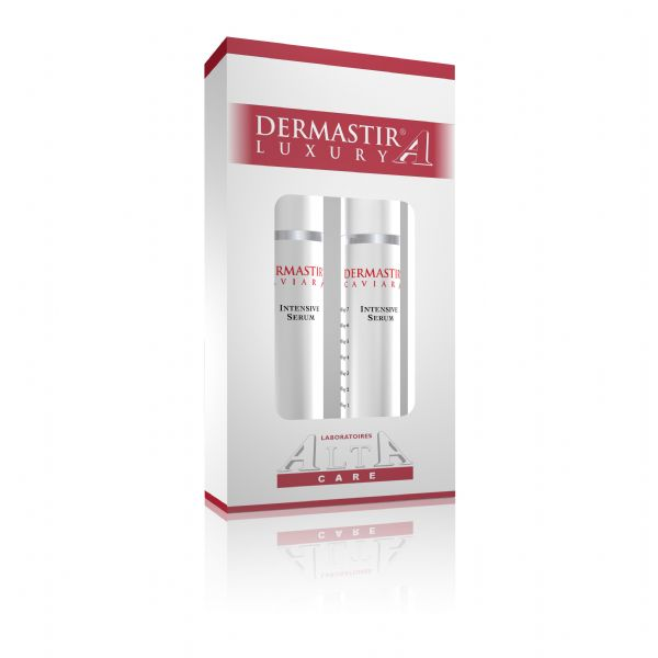Illustration DERMASTIR® Luxury Serum Caviar