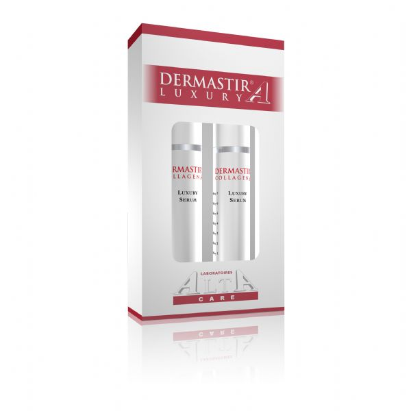 Illustration DERMASTIR® Luxury Serum Collagène