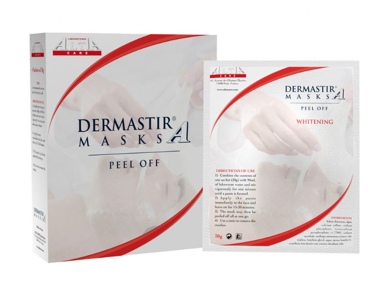 Alta Care Laboratoires - DERMASTIR® Masque Peel Off - Blanchissant