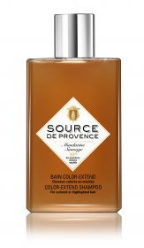 Source de Provence - Shampoing Color Extend - Cheveux colorés - Mandarine Sauvage