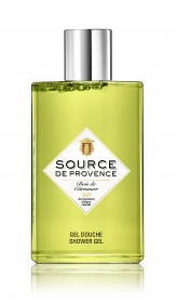 Illustration Gel Douche - Bois de Citronnier