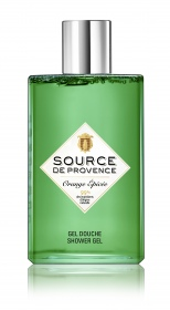 Source de Provence - Gel Douche - Orange Épicée