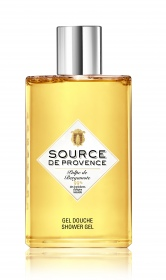 Source de Provence - Gel Douche - Pulpe de Bergamote