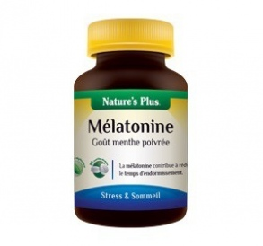 Nature's Plus - Mélatonile 3mg
