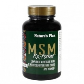 Nature's Plus -  Msm Rx-Forme