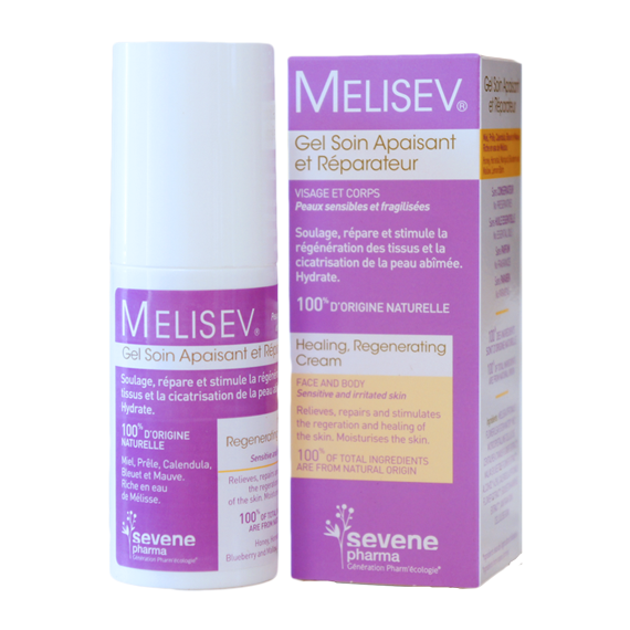 Marie de Mazet - Gel de soin : Melisev (Flacon 50ml)