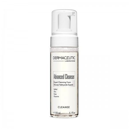 Illustration ADVANCED CLEANSER-Mousse nettoyante démaquillante Experte