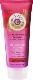 Roger Gallet - Gel douche dynamisant Gingembre rouge