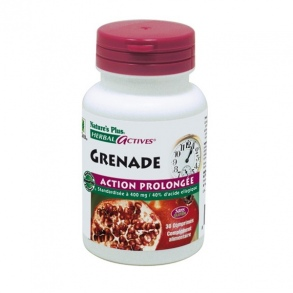 Nature's Plus - Grenade Action Prolongée - 30cpr