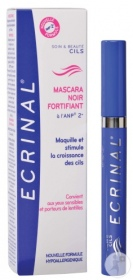 Illustration Ecrinal Mascara Noir Fortifiant à l'ANP 2+ 7 ml