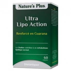 Nature's Plus - Ultra Lipo Action - 60 comprimés