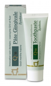 Pharma Nord - Q10 Pâte Gingivale Zymbion 75 ml