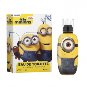 Illustration Eau de Toilette 50ml MINIONS