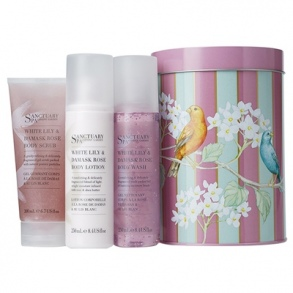 Illustration Coffret Beauté Favorite Florals
