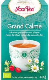 Yogi Tea - Infusion Grand Calme - 17 sachets