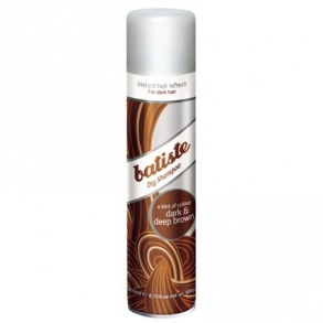 Batiste - Shampooing Sec - Batiste Dark & Deep Brown 200 ML