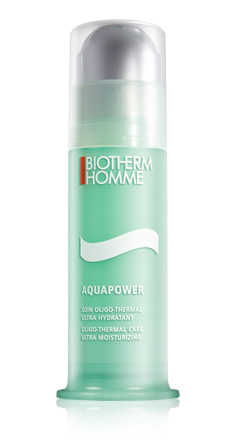 Illustration Homme Aquapower Peaux Normales 75 ml