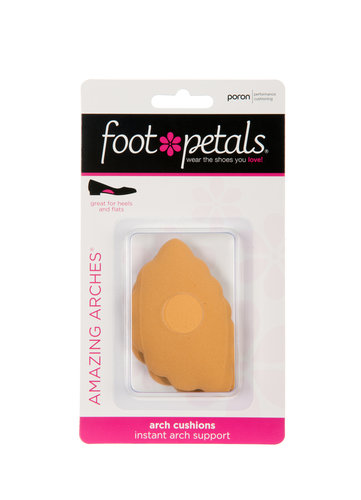 Foot Petals - AMAZING ARCHES beige