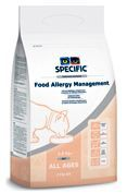 Dechra - Specific Chat FDD-HY Food Allergy Management - Croquettes pour chat allergique - Sac 2.5 kg