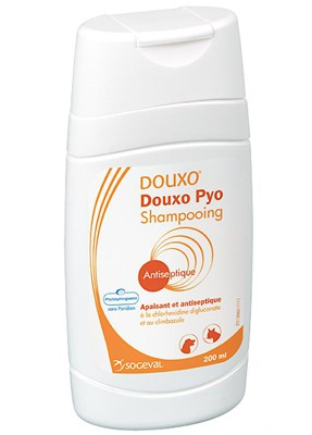 Illustration Douxo Pyo Shampooing 500 ml
