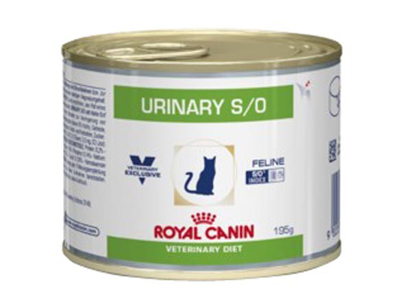 Illustration Aliment humide Royal Canin Veterinary Diet Cat Urinary Poulet 12 x 195 g pour chat