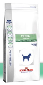 Illustration Croquettes Royal Canin Veterinary Diet Dog Dental Special DSD25 sac 3.5 kg pour chien