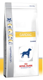 Illustration Croquettes Royal Canin Veterinary Diet Dog Cardiac EC26 sac 7.5 kg pour chien cardiaque