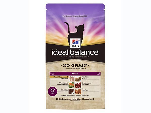 Illustration Ideal Balance Feline Adult No Grain 2 kg Croquettes chat