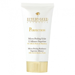 Luxury Gold - micro peeling affinant à l'Or 24K