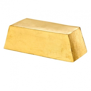 Luxury Gold - Savon Lingot d'Or 24K