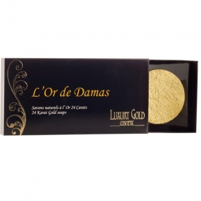 Luxury Gold - Savons L'Or de Damas